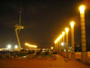 Олимпия стадион в Барселоне