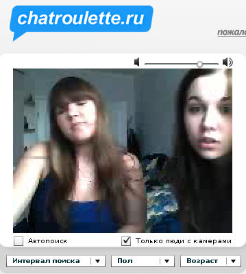 руский аналог chatroulette.com