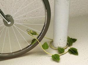 Велосипедный замок ака плющ