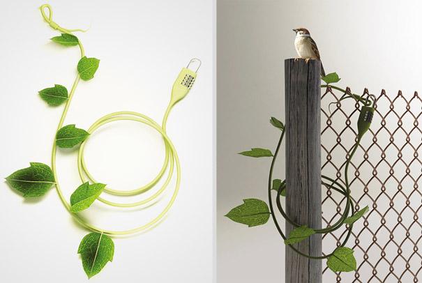 26 креативных идей зеленого дизайна (часть 3)
