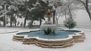 Зимний отпуск: достопримечательности Геленджика