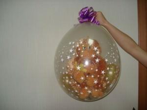 Оригинальные воздушные шары: не просто, но со вкусом!