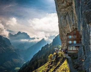 Aescher Hotel in Appenzellerland