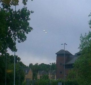 НЛО в графстве Беркшир видели жители