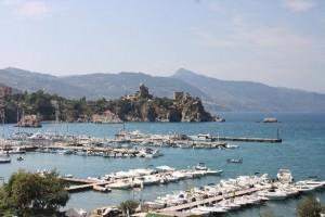 Сицилии. Когда говорят, что это не Италия