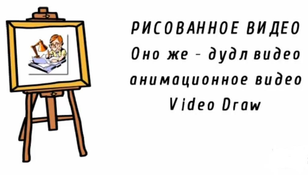 Как создавать рисованные видеоролики