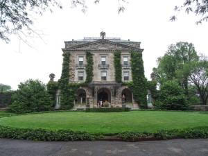 дом Рокфелера
